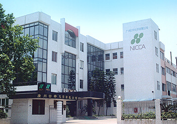 広州日華化学有限公司 GUANGZHOU NICCA CHEMICAL CO., LTD.